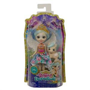 Enchantimals Muñeca Pegaso con Mascota Mattel 3GJY