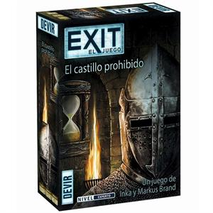 Exit El Juego El Castillo Prohibido Devir 4BGEXIT