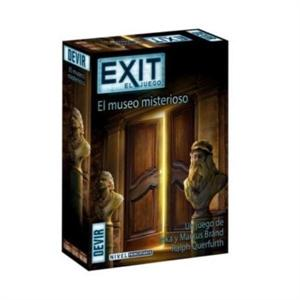 Exit El Juego El Museo Misterioso Devir 10BGEXIT