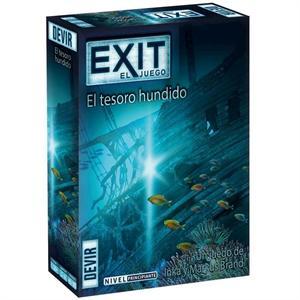Exit El Juego El Tesoro Hundido Diver 7BGEXIT