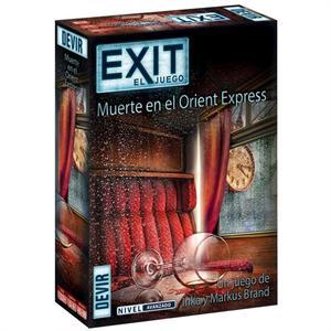 Exit El Juego Muerte en el Orient Express Devir 8BGEXIT