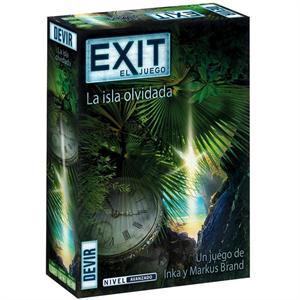 Exit Juego La Isla Olvidada Devir 5BGEXIT