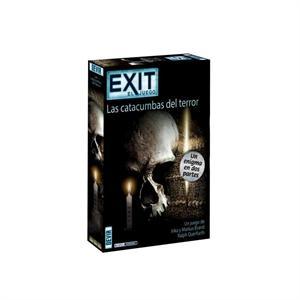 Exit Juego Las Catacumbas del Terror Devir 9BGEXIT
