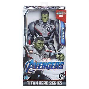Figura Avengers Titan Hero Deluxe Hulk Hasbro 3304E