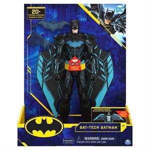 Figura Batman Bat Tech con Alas Bizak 61927826