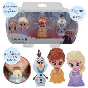 Figura Frozen 2 Susurro y Brillo Giochi Preziosi 75000FRN