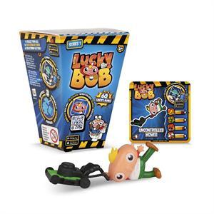 Figura Lucky Bob con Accesorio y Carta Especial IMC 81222