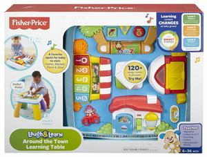 Fisher Price Mesa Multiaprendizaje Bilingüe Mattel 34DRH