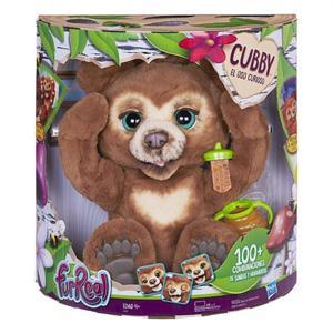 Furreal Cubby Mi Oso Curioso Hasbro 4591E