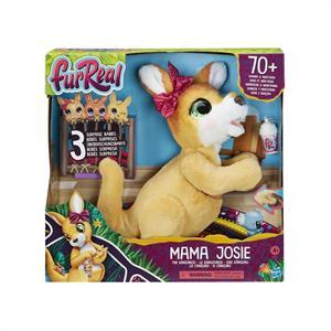 Furreal Kanguro Mamá Josie Hasbro 67245E