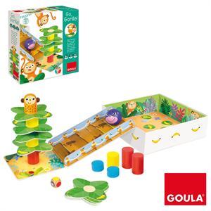 Goula Juego de Madera Go Gorilla Diset 53153