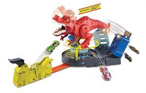 Hotweels Pista T-Rex Alboroto Mattel 88GFH
