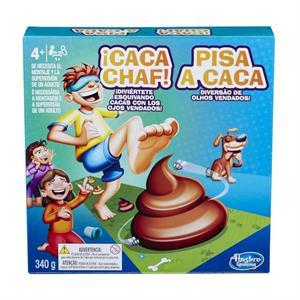 Juego ¡Caca Chaf! Hasbro 2489E