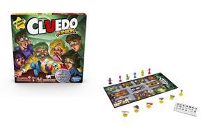 Juego Cluedo Junior Hasbro 12935C