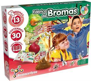 Juego Fábrica de Bromas Science4You 608641