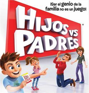 Juego Hijos Contra Padres Bizak 61923451