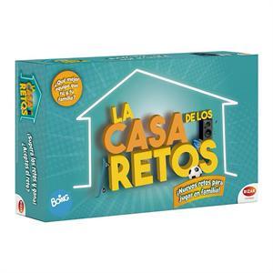 Juego la Casa de Los Retos Bizak 35001923