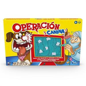 Juego Operación Canina Hasbro 9694175E