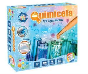 Juego Quimicefa 120 Experimentos Cefa 21840
