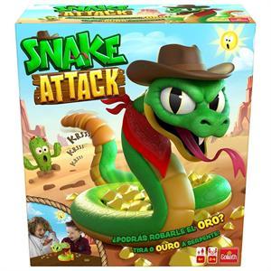 Juego Snake Attack Ataque de la Serpiente Goliath 31292