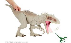 Jurassic World Dinosaurio Indominus Rex Dino-Destructor Mattel 95GCT