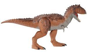 Jurassic World Figura Dinosaurio Carnotaurus Ataque Total Mattel 59GJT