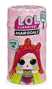 L.O.L Surprise Hairgoals Capsula con Pelo Giochi Preziosi 64000LLU