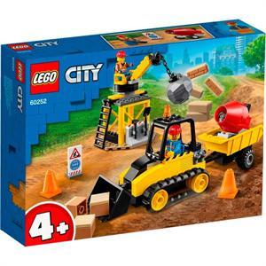 Lego City Buldócer de Construccion 60252