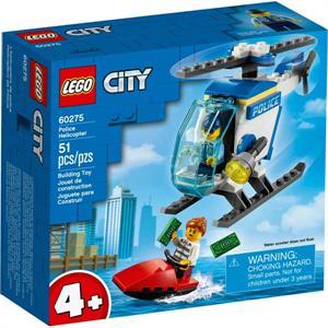 Lego City Helicoptero Policia 60275