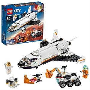 Lego City Lanzadera Cientifica a Marte 60226
