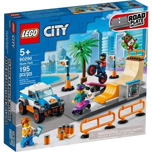 Lego City My Pista Skate 60290