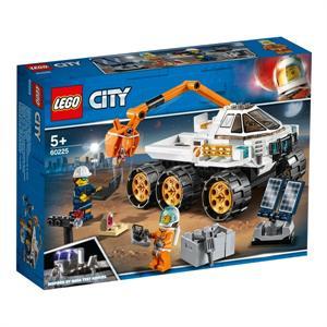 Lego City Prueba de Condución del Róver 60225