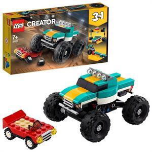 Lego Creator Coche Monster Truck 31101