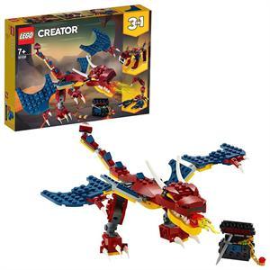 Lego Creator Dragòn Llameante 31102