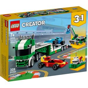 Lego Creator Transporte Coche de Carreras 31113