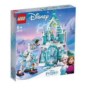 Lego Disney Palacio magico de Hielo Frozen 43172