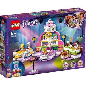 Lego Friends Concurso de Reposteria 41393