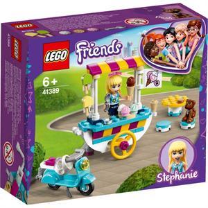 Lego Friends Heladeria Móvil 41389