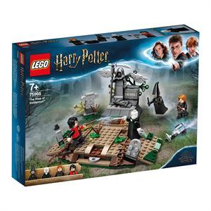 Lego Harry Potter Alzamiento De Voldemort 75965