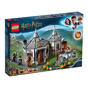 Lego Harry Potter Cabaña de Hagrid Rescate 75947