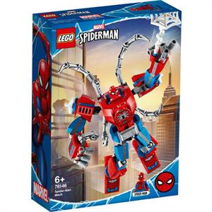 Lego Marvel Avengers Armadura Robótica Spiderman 76146