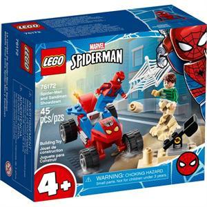 Lego Marvel Batalla Spiderman 76172