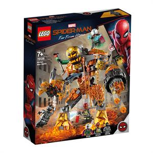 Lego Marvel Super Heroes Spiderman 76128