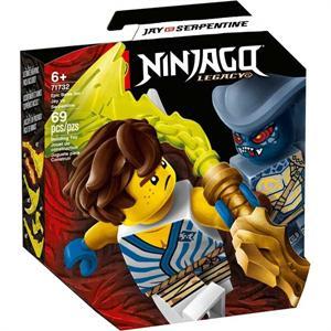 Lego Ninjago Batalla Legendaria Jay 71732