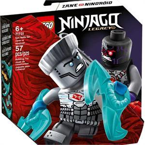 Lego Ninjago Batalla Zane 71731