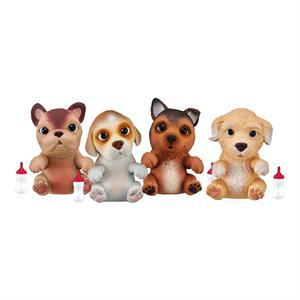 Litlle Live Pets Omg Cachorros Interactivos con Biberon Famosa 715739