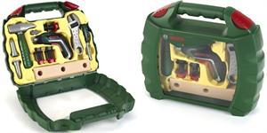 Maletin Herramientas Bosch con Destornillador Electrico Klein 8394