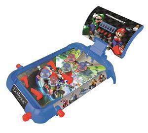 Mario Kart Pinball Electronico con Luz y Sonido Lexibook 610JGNI