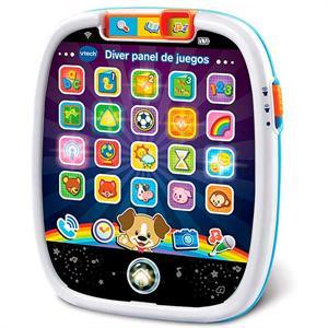 Mi Primera Tableta Diver Panel de Juegos Vtech 602922