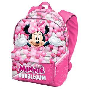 Mochila Infantil Minnie Freetime Bu 30x17x42cm Karactermania 36223